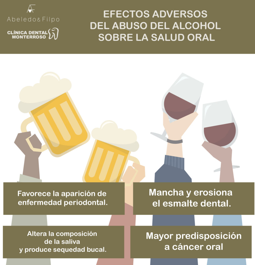 efectos adversos alcohol
